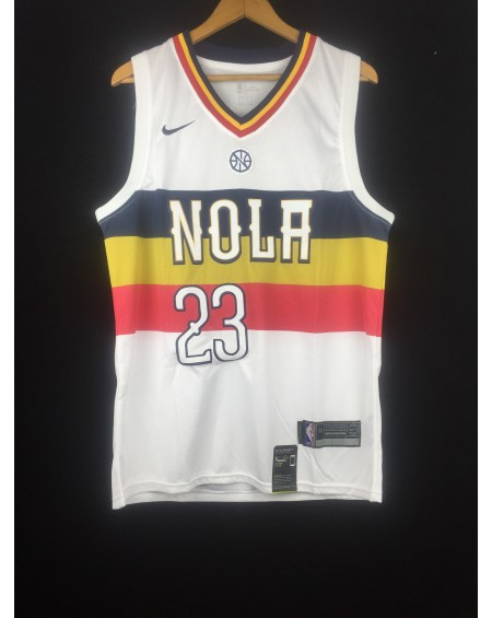 Anthony Davis 23 New Orleans Pelicans Cod 411