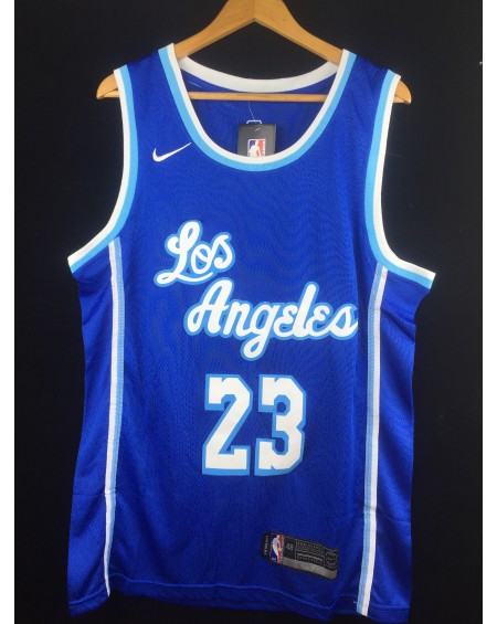 James 23 Los Angeles Lakers Cod.417