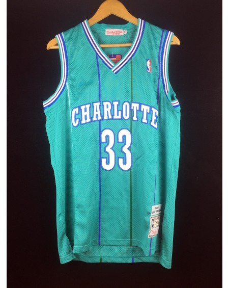 Mourning 33 Charlotte Hornets cod.44