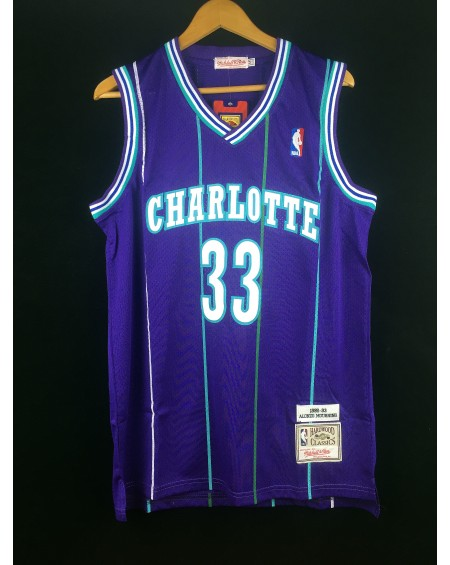 Mourning 33 Charlotte Hornets cod.46