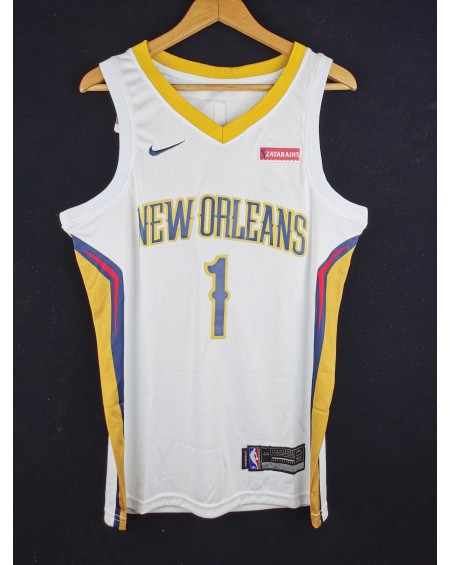 Zion Williamson 1 New Orleans Pelicans cod 403