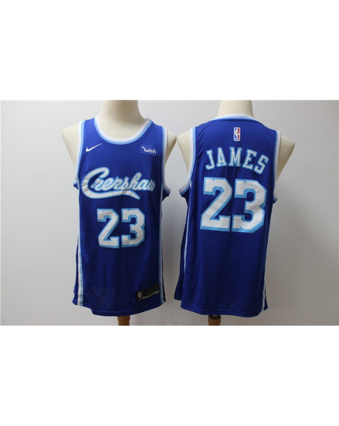 James 23 Los Angeles Lakers Cod.510