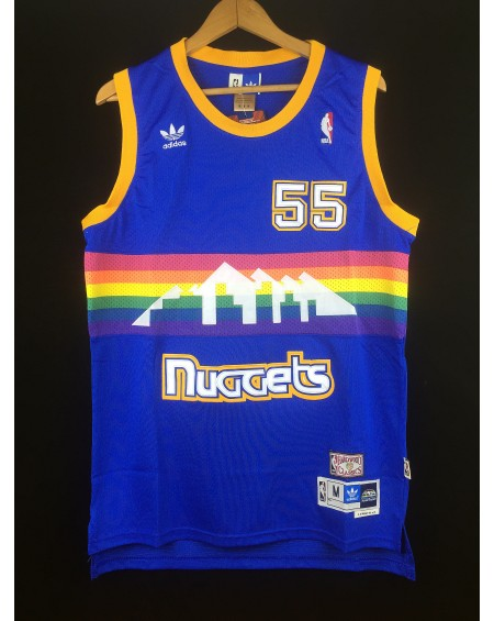 Mutombo 55 Denver Nuggets cod.58