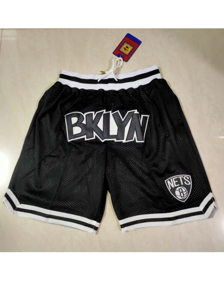 BROOKLYN NETS Shorts Cod. 594