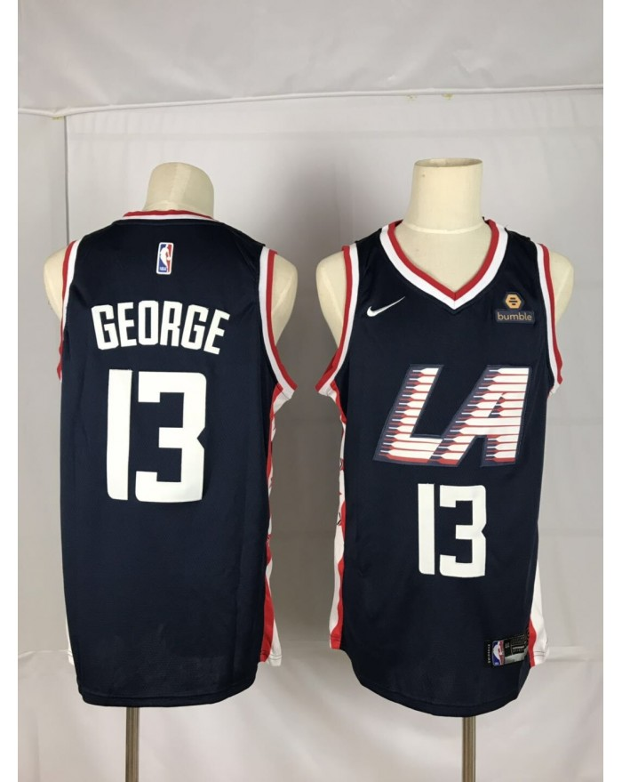 George 13 Los Angeles Clippers Cod. 602