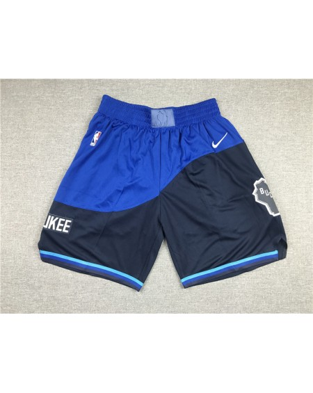 Miwaukee Bucks Shorts Cod. 639