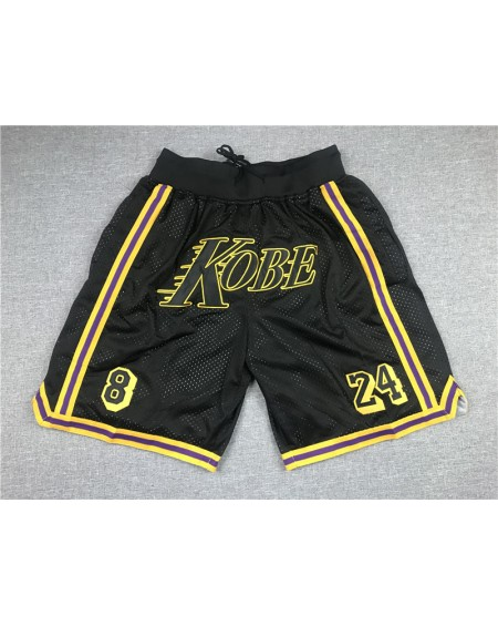 Los Angeles Lakers Shorts Cod. 642