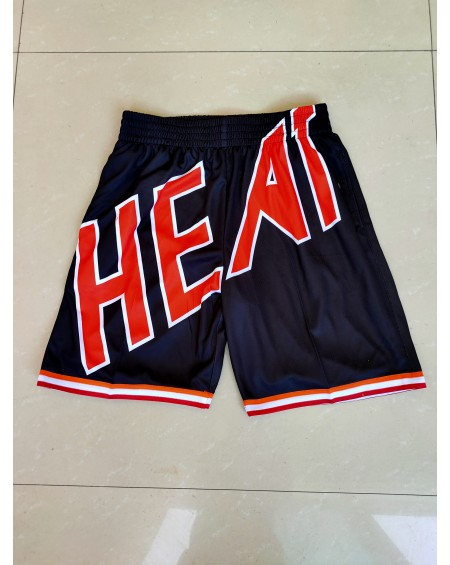 Miami Heat Shorts Cod. 647