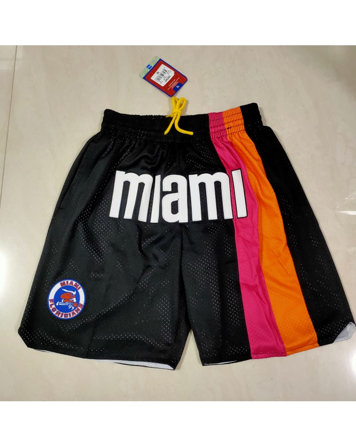 Miami Heat Shorts Cod. 650