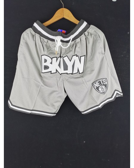 BROOKLYN NETS Shorts Cod. 595