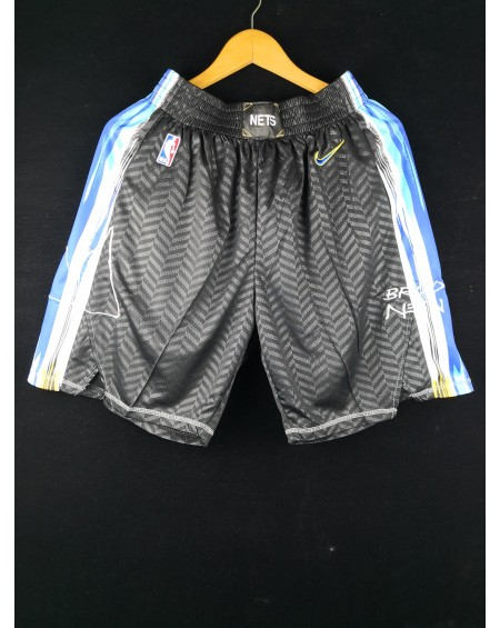 Brooklyn Nets Shorts Cod. 655