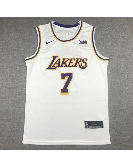 Anthony 7 Los Angeles Lakers Code 678