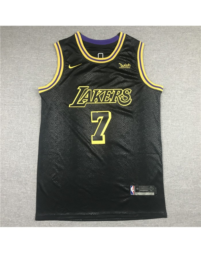 Anthony 7 Los Angeles Lakers Code 679
