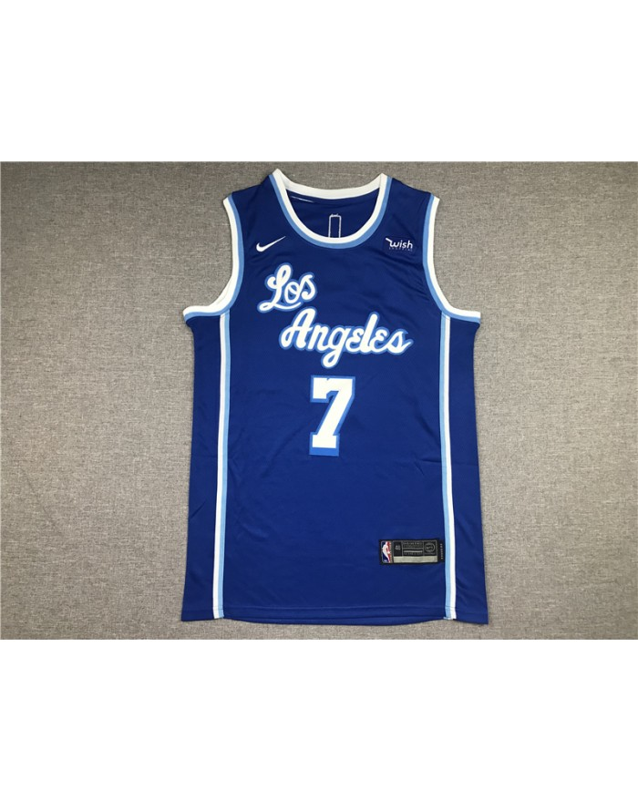 Anthony 7 Los Angeles Lakers Code 684