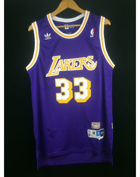 Abdul Jabbar 33 Los Angeles Lakers cod.96
