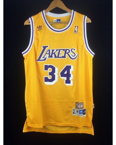 O'Neal 34 Los Angeles Lakers cod.97