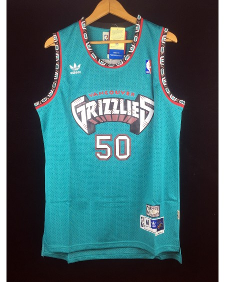 Reeves 50 Vancouver Grizzlies cod.107