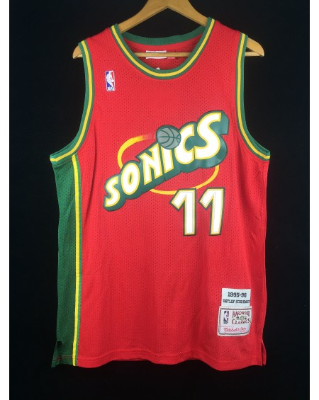 Schrempf 11 Seattle SuperSonics cod.125