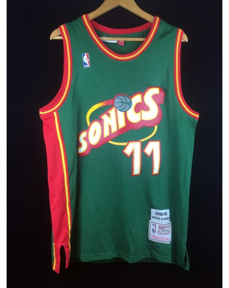 Schrempf 11 Seattle SuperSonics cod.123
