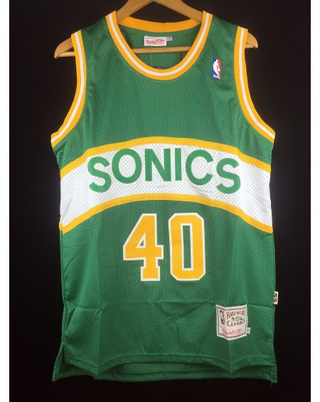 Kemp 40 Seattle SuperSonics cod.138