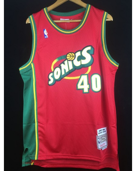 Kemp 40 Seattle SuperSonics cod.137