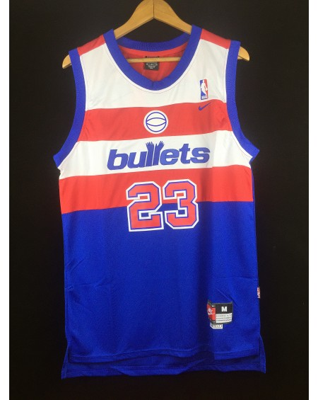 Jordan 23 Washington Bullets cod.186