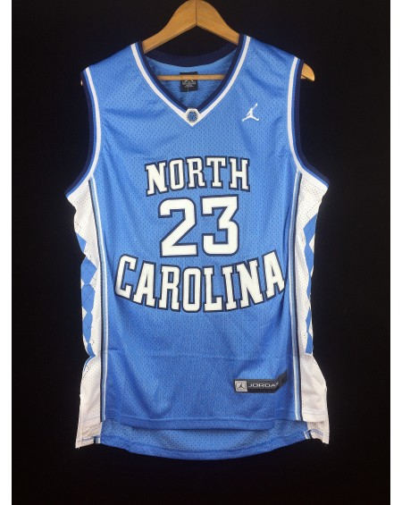 Jordan 23 North Carolina cod.201