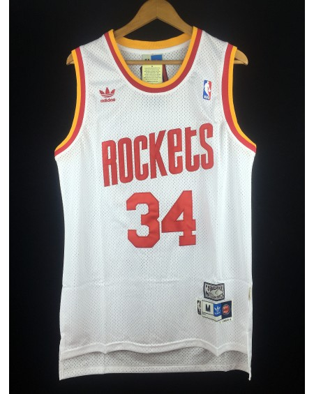Olajuwon 34 Houston Rockets cod.83